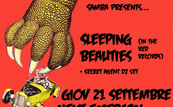 Giov 21 settembre – The Sleeping Beauties