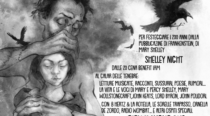 Giov 19 luglio – Shelley Night