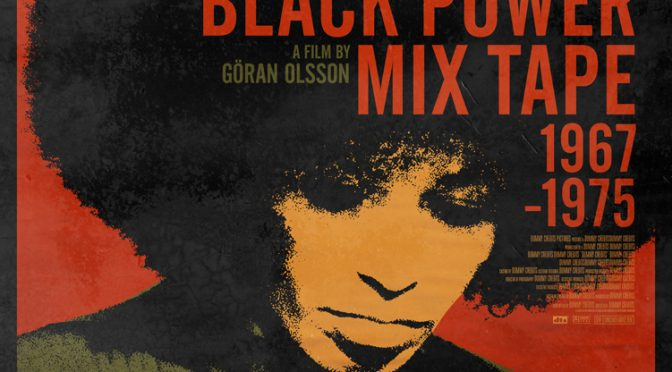 Dom 16 feb kin8 cinema: Black Power Mixtape: 1967-75